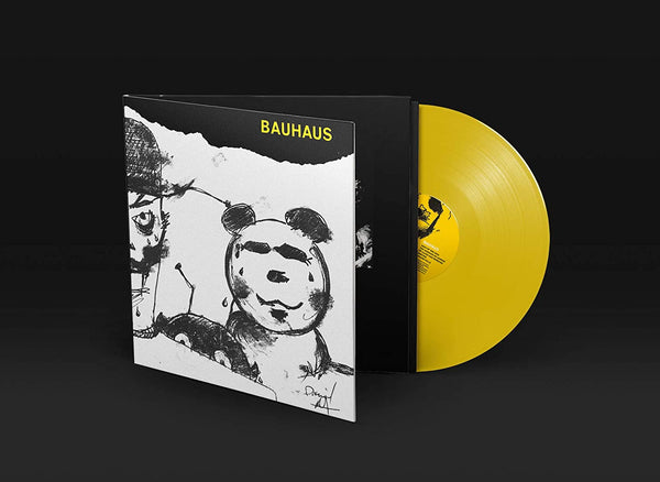 Bauhaus/Mask (Yellow Vinyl) [LP]