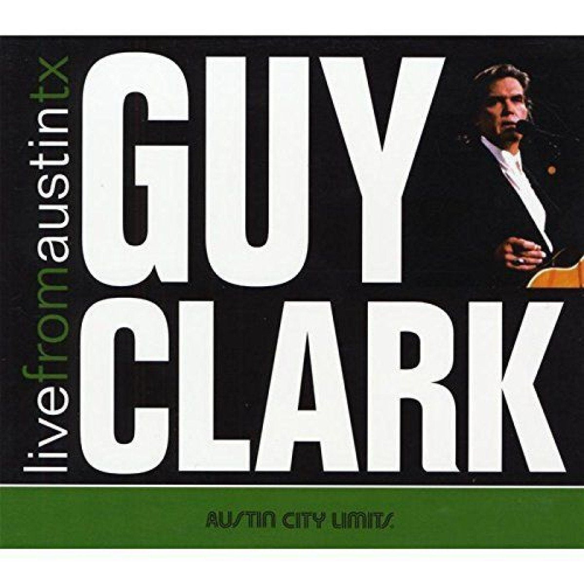 Clark, Guy/Live From Austin - Austin City Limits (2LP) [LP]