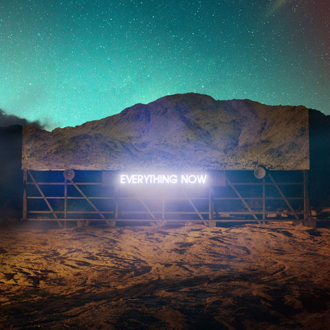 Arcade Fire/Everything Now (Night Version - Limited Colored Vinyl) [LP]