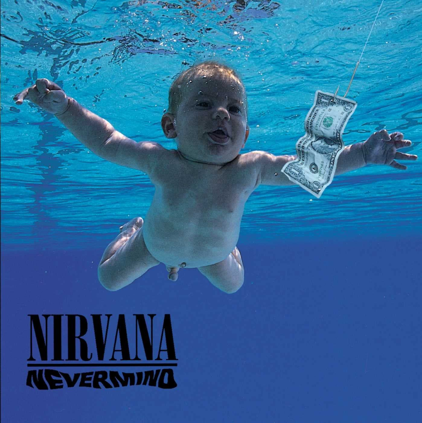 Nirvana/Nevermind [LP]