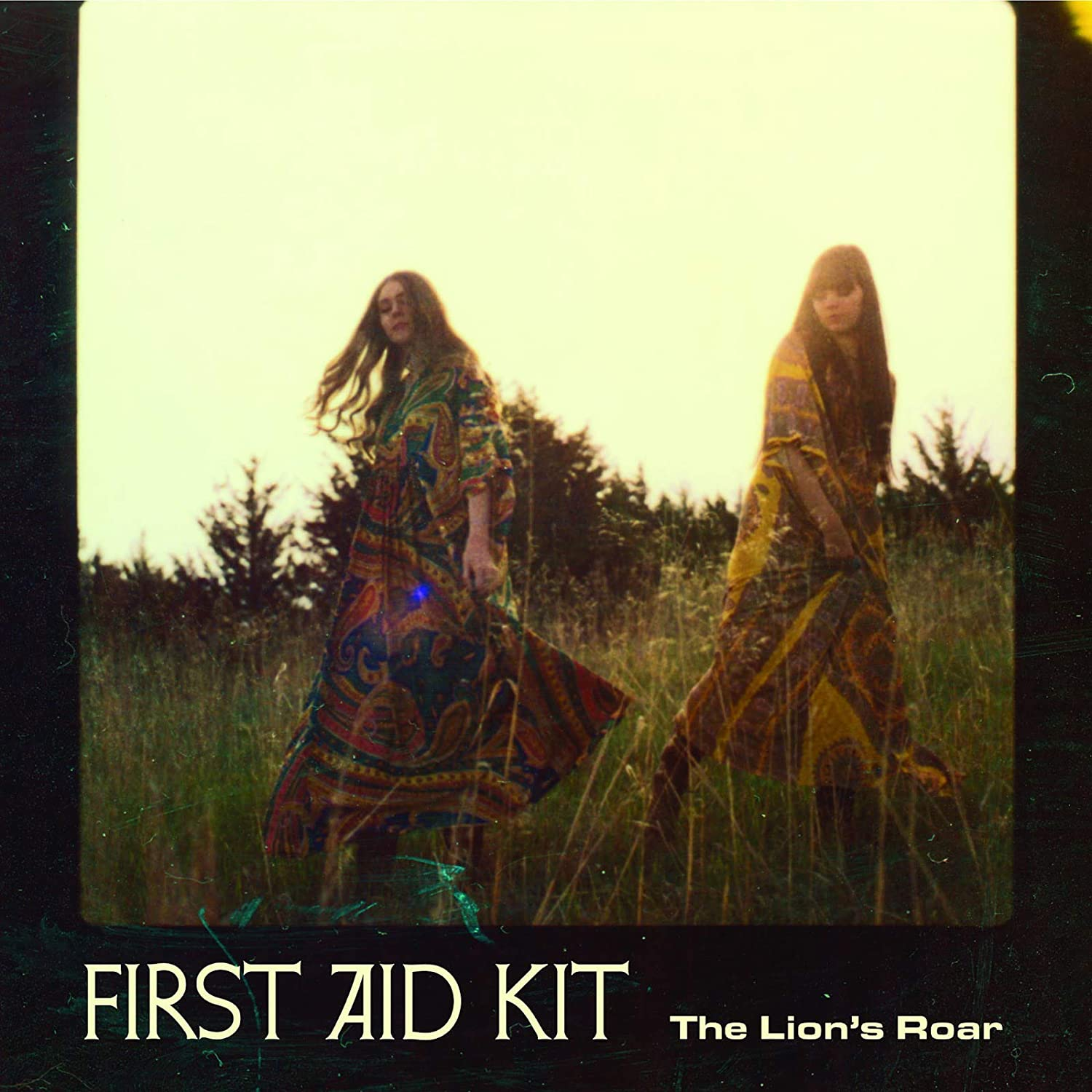 First Aid Kit/The Lion's Roar [LP]