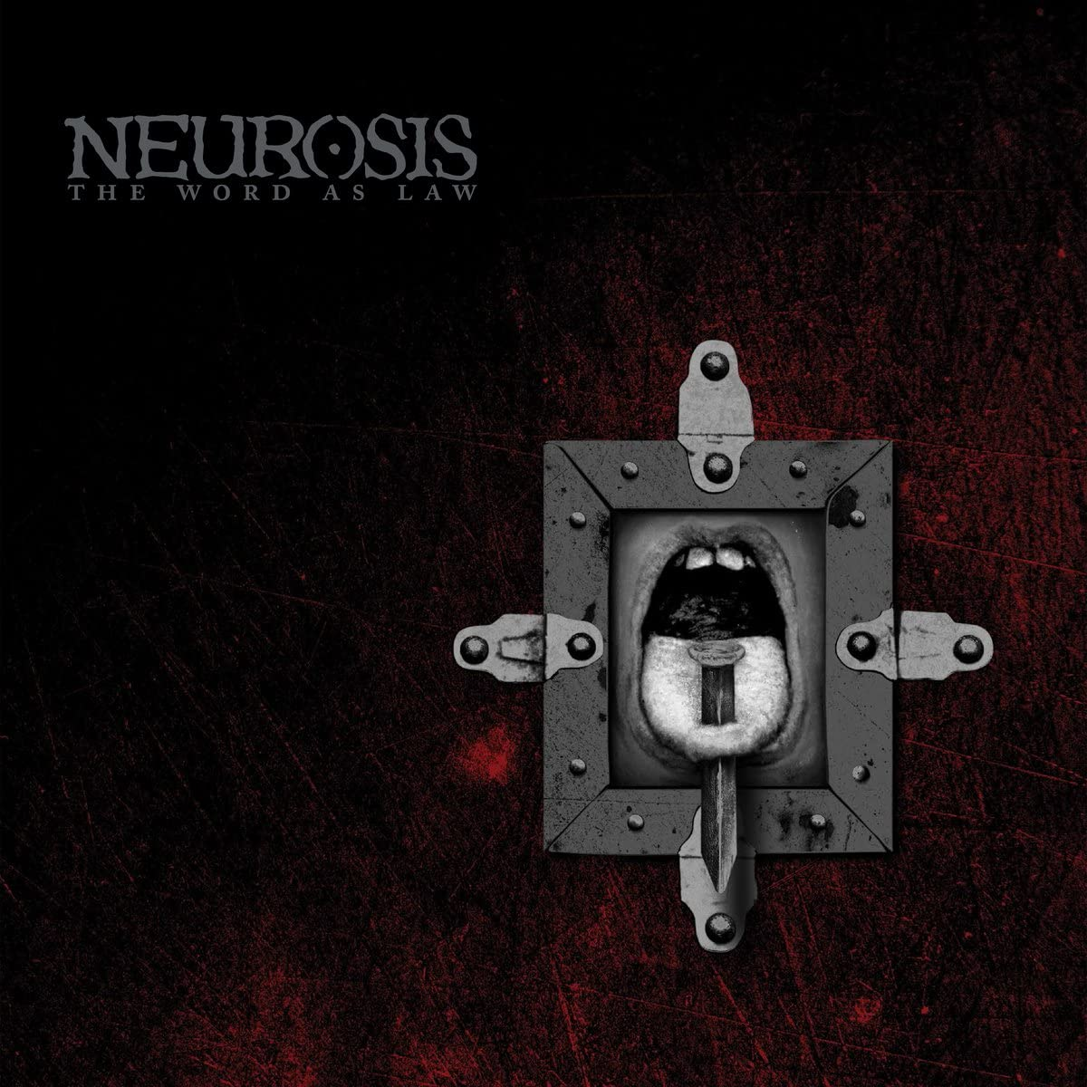 Neurosis/The Word As Law [LP]