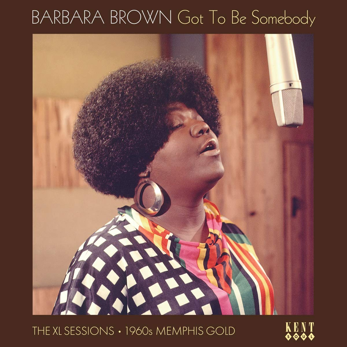Brown, Barbara/Got To Be Somebody: The XL Sessions [LP]