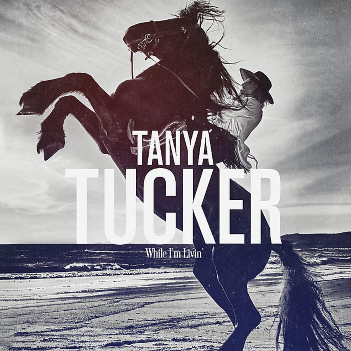 Tucker, Tanya/While I'm Livin' [LP]