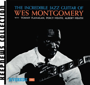 Montgomery, Wes/Incredible Jazz Guitar [CD]