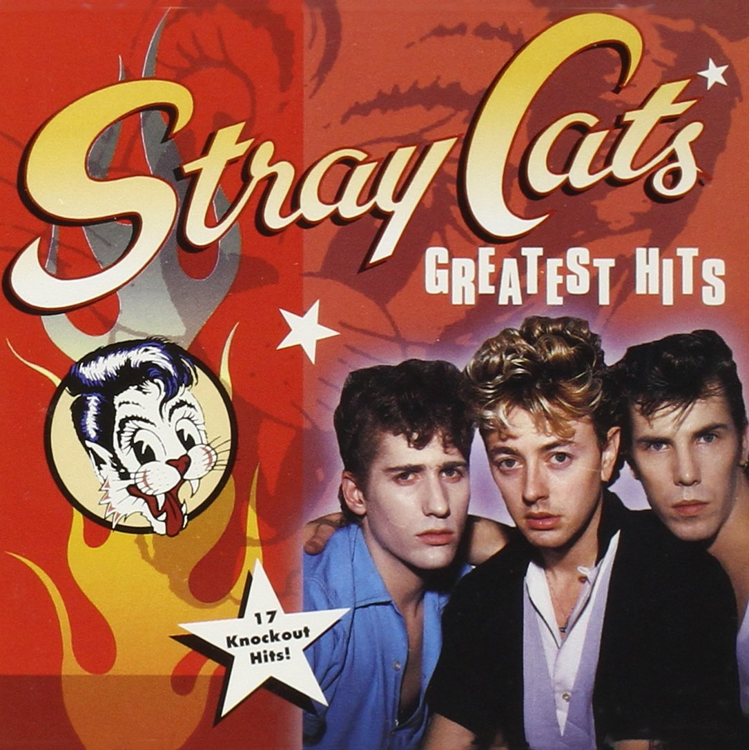 Stray Cats/Greatest Hits [CD]