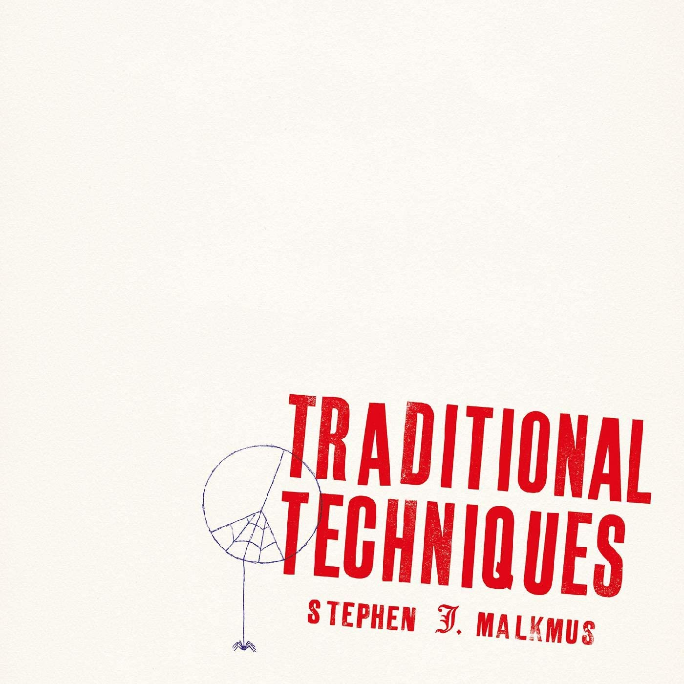 Malkmus, Stephen/Traditional Techniques [CD]