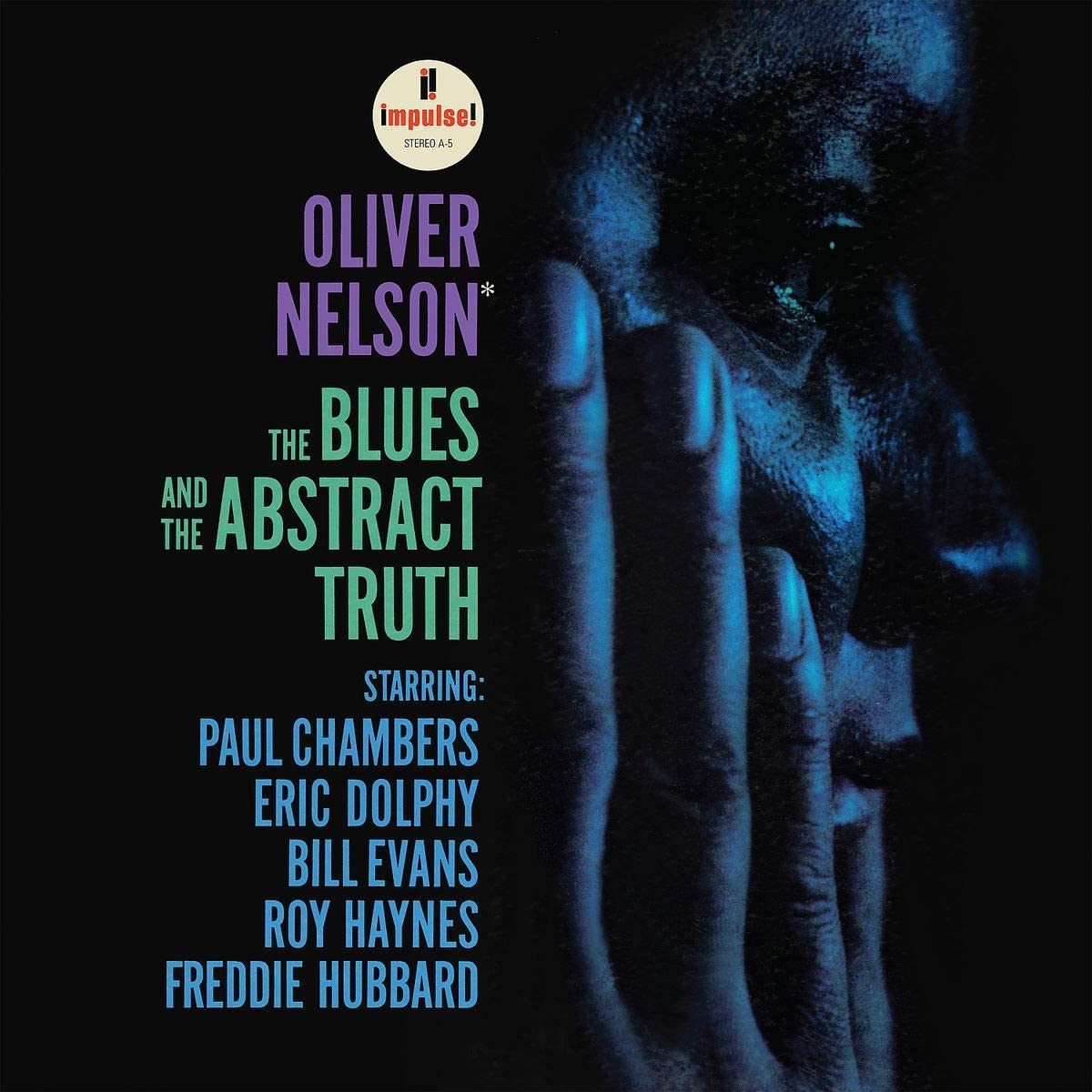Nelson, Oliver/The Blues and the Abstract Turth [LP]