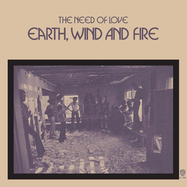 Earth Wind & Fire/The Need Of Love [LP]
