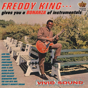 King, Freddy/A Bonanza of Instrumentals [LP]