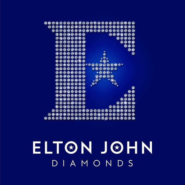 John, Elton/Diamonds - Ultimate Greatest Hits Collection 2CD [CD]