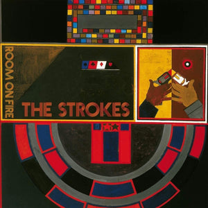 Strokes, The/Room On Fire (Flame Vinyl) [LP]