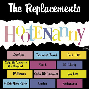 Replacements, The/Hootenanny [LP]