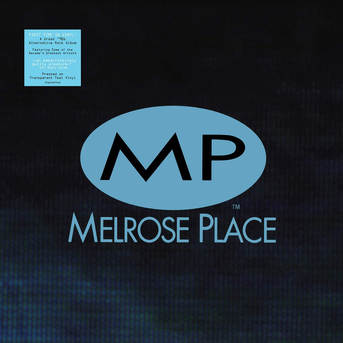 Soundtrack/Melrose Place: The Music [LP]