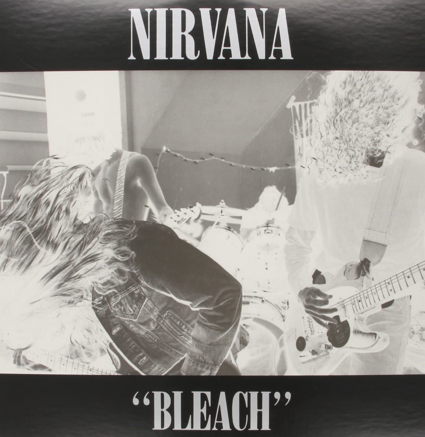 Nirvana/Bleach (Deluxe Edition) (2LP) [LP]