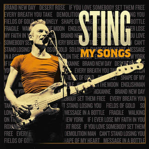 Sting/My Songs – Deluxe Edition [CD]