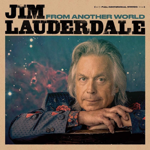 Lauderdale, Jim/From Another World [CD]