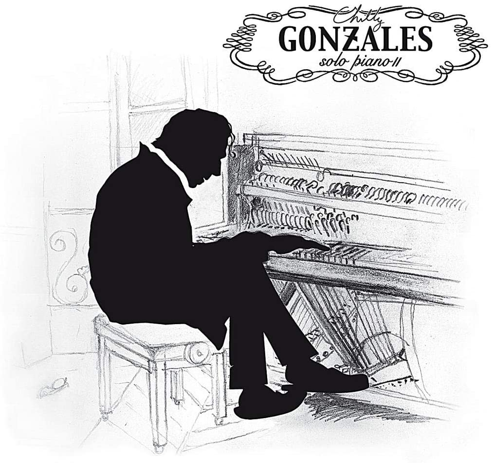 Gonzales, Chilly/Solo Piano II [LP]