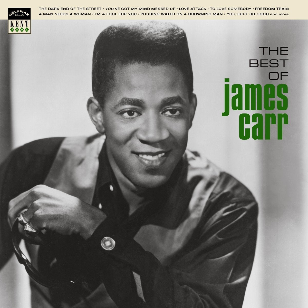 Carr, James/The Best Of [LP]