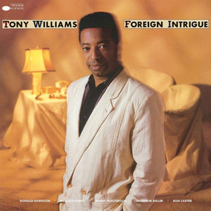 Williams, Tony/Foreign Intrigue [LP]