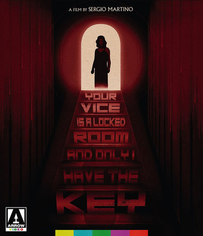 Your Vice is a Locked Room [BluRay]