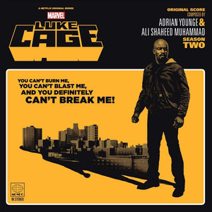 Soundtrack/Luke Cage - Season 2 (Mondo) (2LP) [LP]
