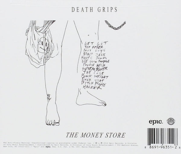Death Grips/Money Store [CD]