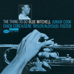 Mitchell, Blue/The Thing To Do [LP]