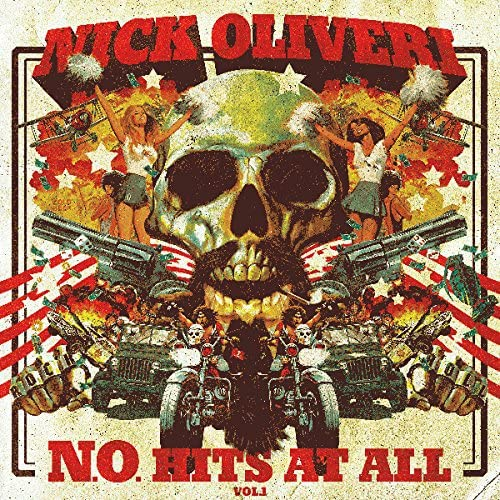 Oliveri, Nick/No Hits At All Vol. 1 - Red Vinyl [LP]