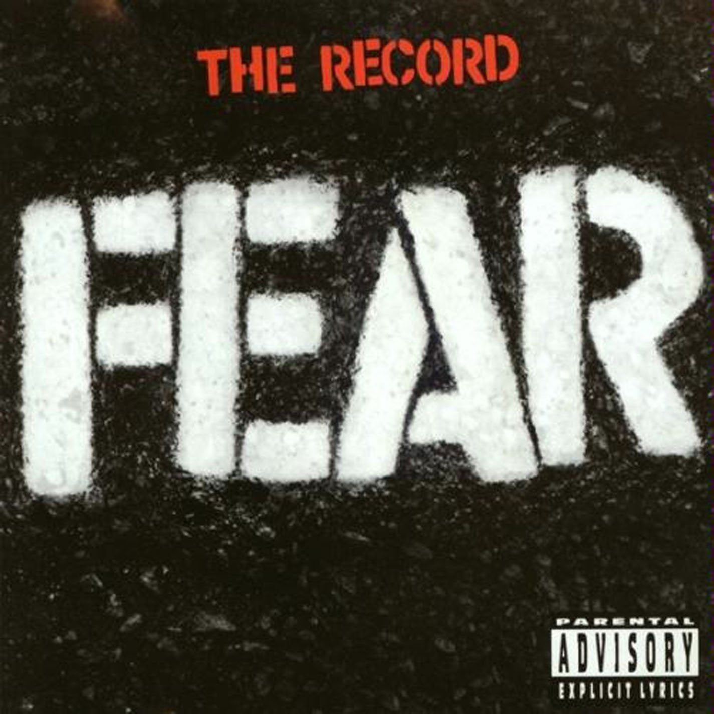 Fear/The Record [LP]