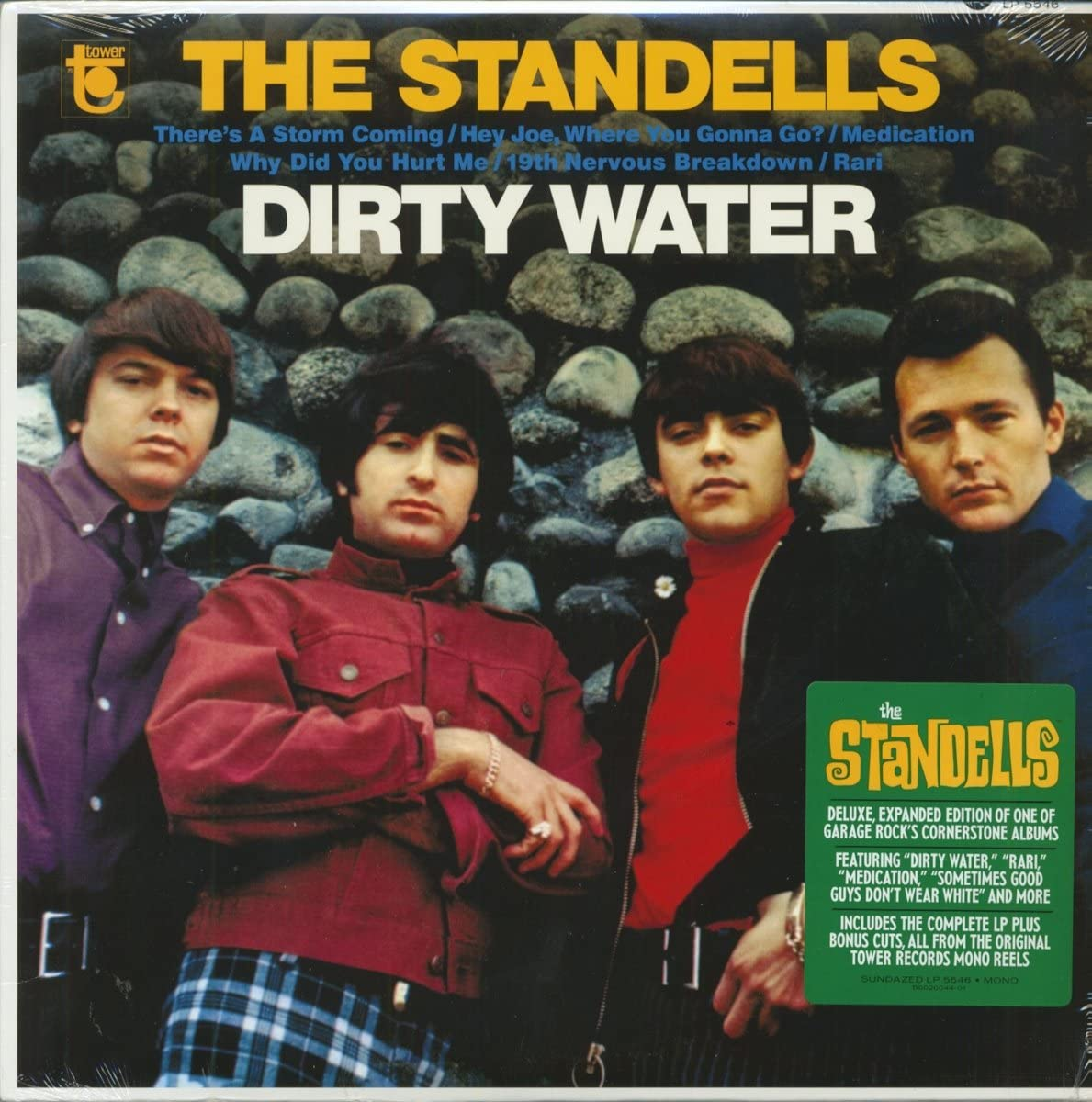 Standells, The/Dirty Water [LP]