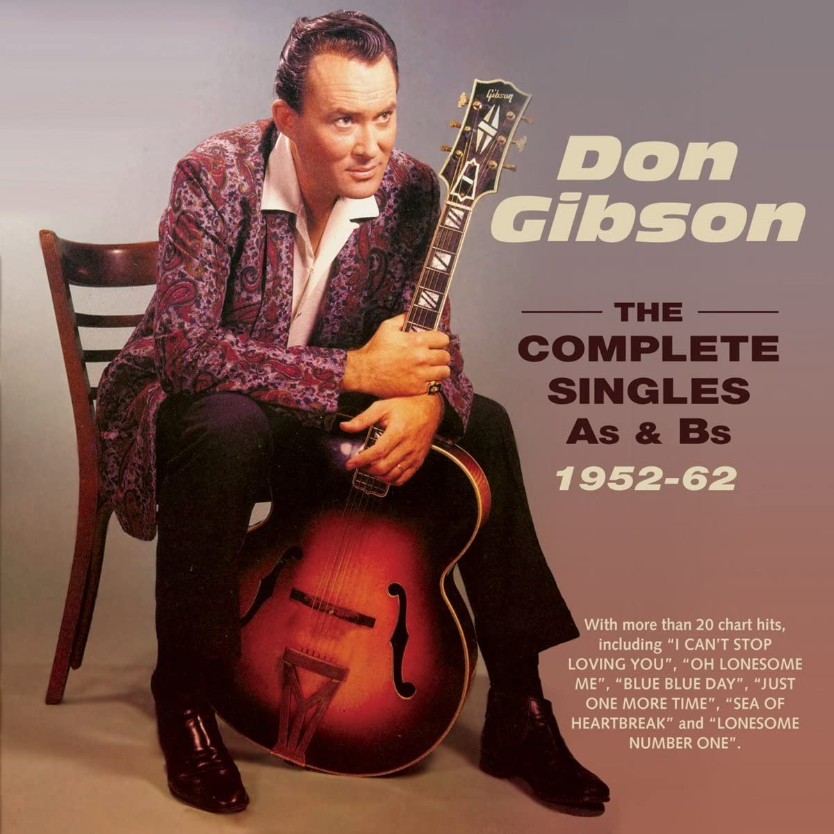 Gibson, Don/The Complete Singles - A's & B's [CD]