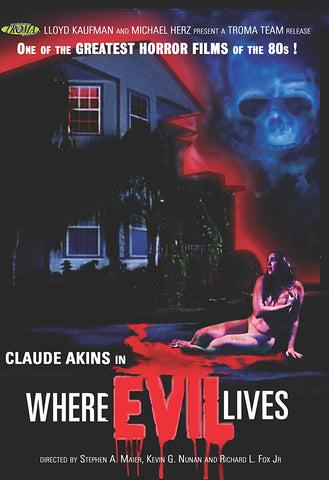 Where Evil Lives [DVD]