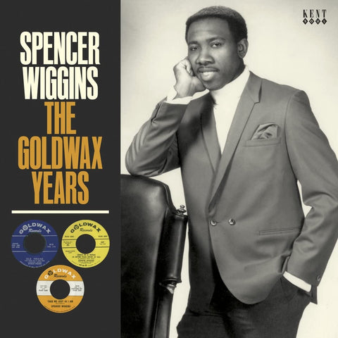 Wiggins, Spencer/The Goldwax Years [LP]