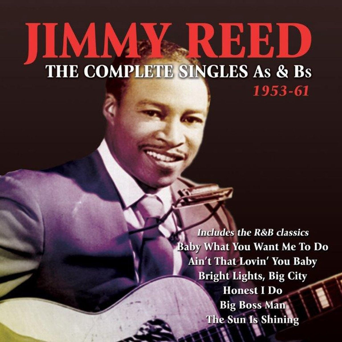 Reed, Jimmy/Complete Singles As & Bs (2CD) [CD]