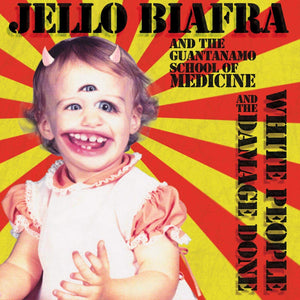 Biafra, Jello/White People and the Damage Done [LP]