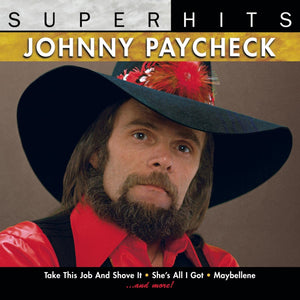 Paycheck, Johnny/Super Hits [CD]