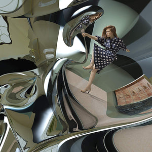 Glasser/Interiors [LP]