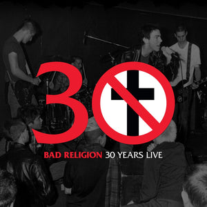 Bad Religion/30 Years Live [LP]