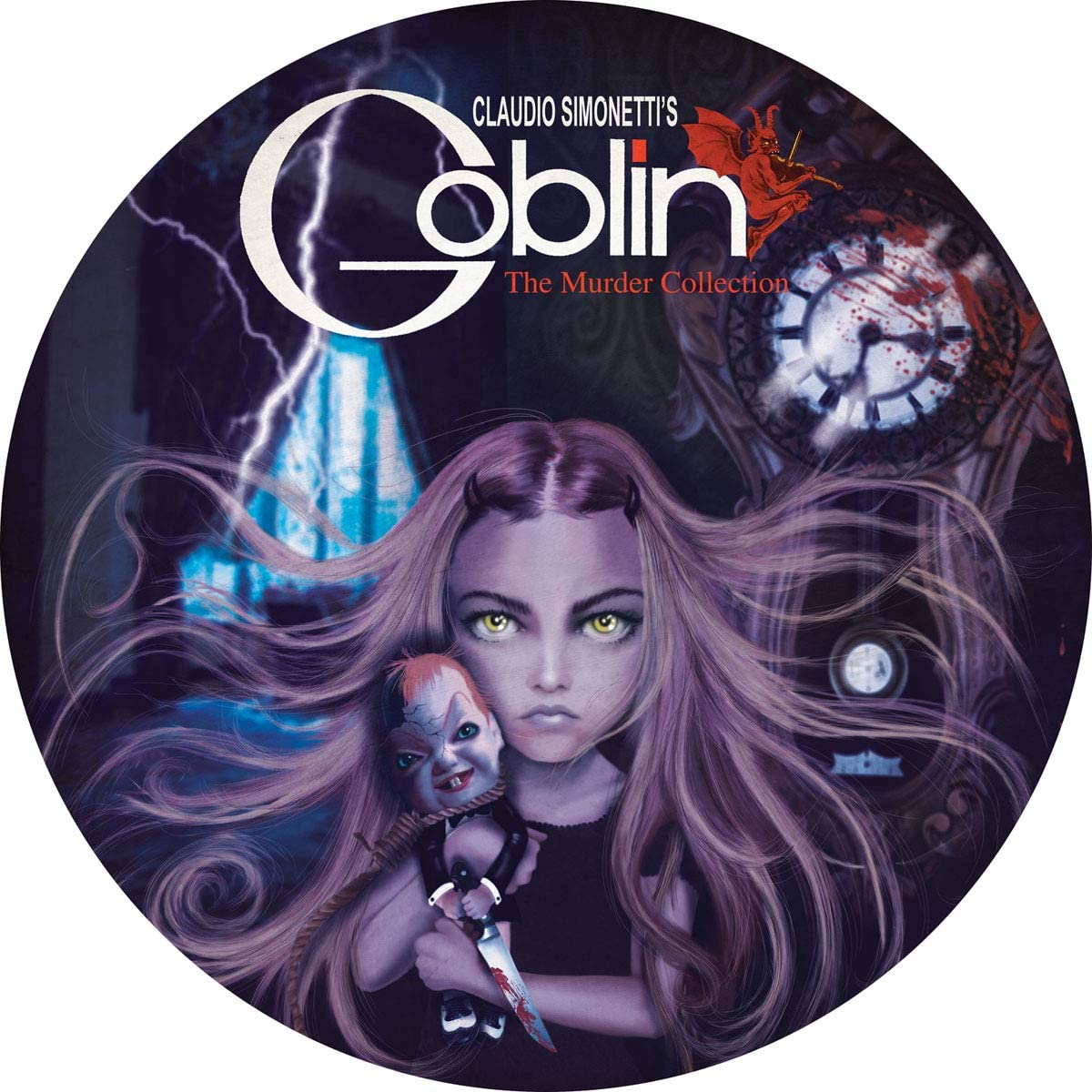 Goblin/The Murder Collection (Picture Disc) [LP]
