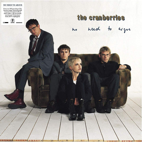 Cranberries, The/No Need To Argue (2LP Deluxe) [LP]
