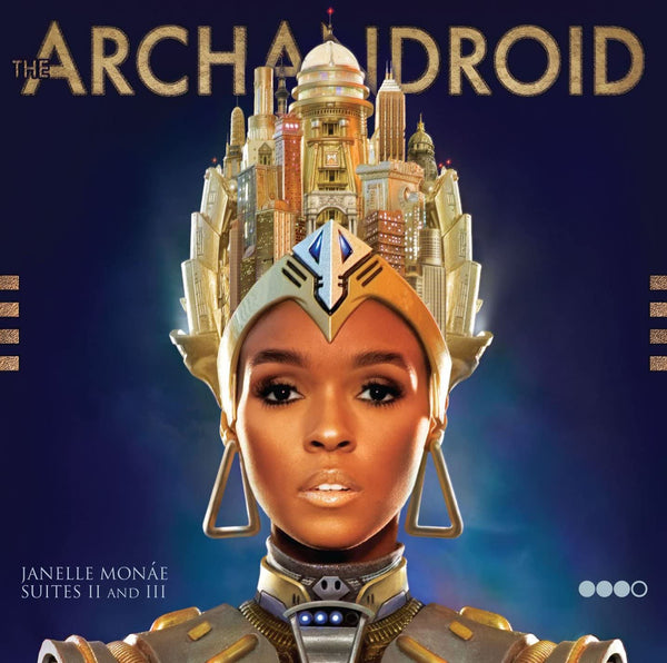 Monae, Janelle/The Archandroid (2LP) [LP]