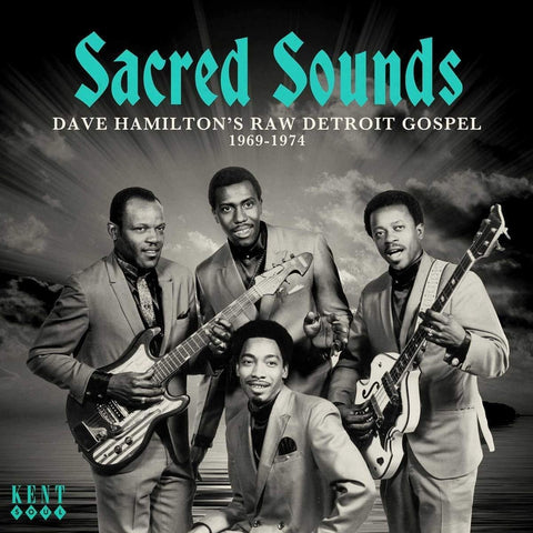 Various Artists/Sacred Soul: Dave Hamilton's Raw Detroit Gospel [CD]