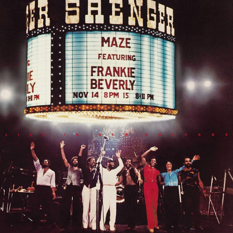 Maze/Live In New Orleans [LP]