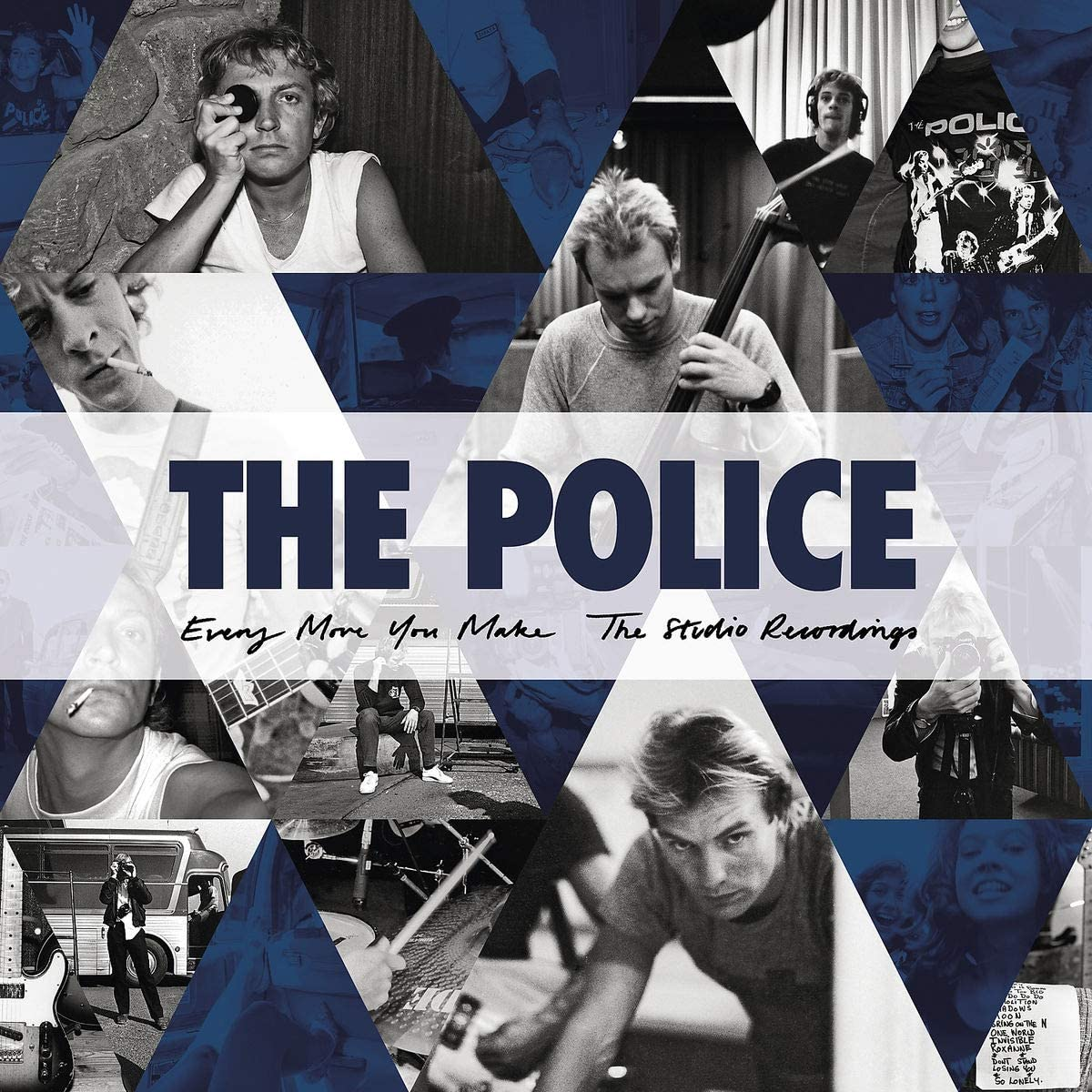 Police, The/Every Move You Make: Studio Recordings (6CD) [CD]