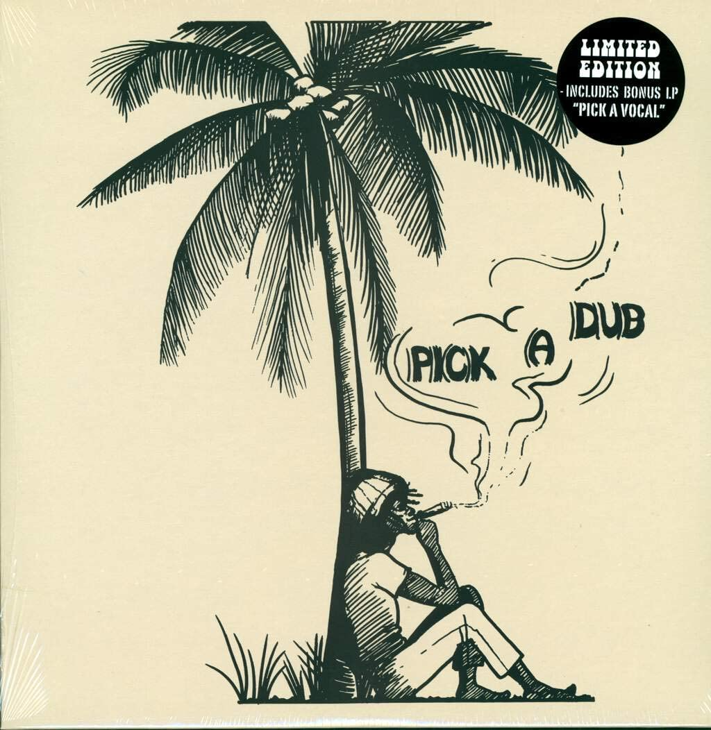 Hudson, Keith/Pick-A-Dub [LP]