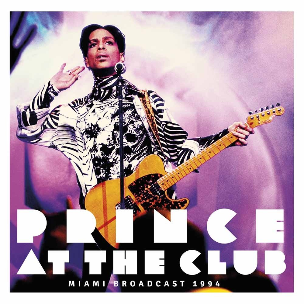 Prince/At The Club - Miami Broadcast 1994 [CD]