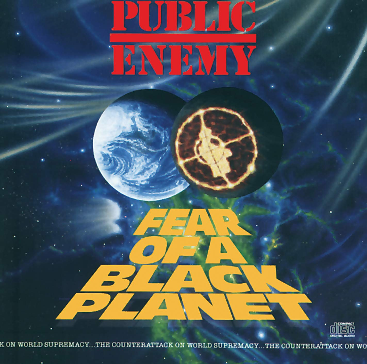 Public Enemy/Fear Of A Black Planet [CD]
