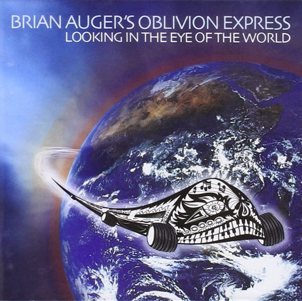 Auger, Brian/Looking In The Eye Of The World [CD]