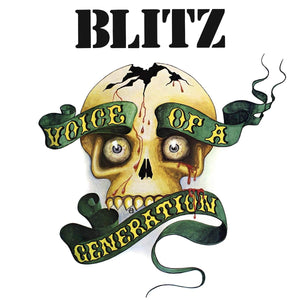 Blitz/Voice Of A Generation [LP]